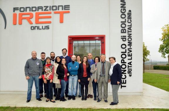 inaugurazione tecnopolo IRET